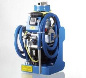 Фотография оборудования для очистки гидравлического масла